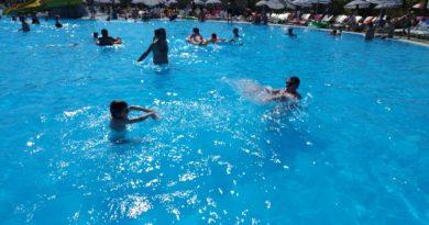 Zwemmen: 1 jaar later