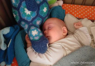 3 maand Nathan, 3 maand mama van 5
