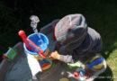 Een sensorisch leuke tuin met veel waterpret