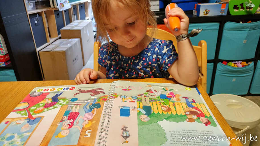 Thuisonderwijsdagboek – week 9
