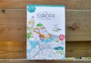 Europa ontdekken dankzij een grote kleurplaat