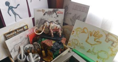 De Prehistorie: Je eigen verf maken, mammoet botten opgraven en pottenbakkerij